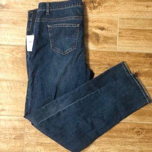 Indigo Blue Maternity Jeans NWT
